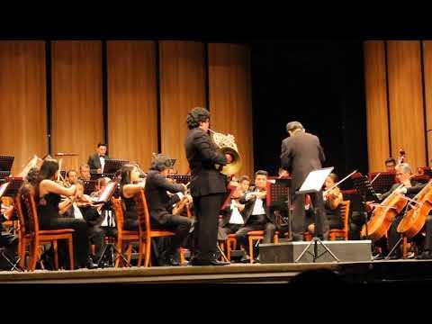 Concierto Orquesta Sinfónica de Oaxaca