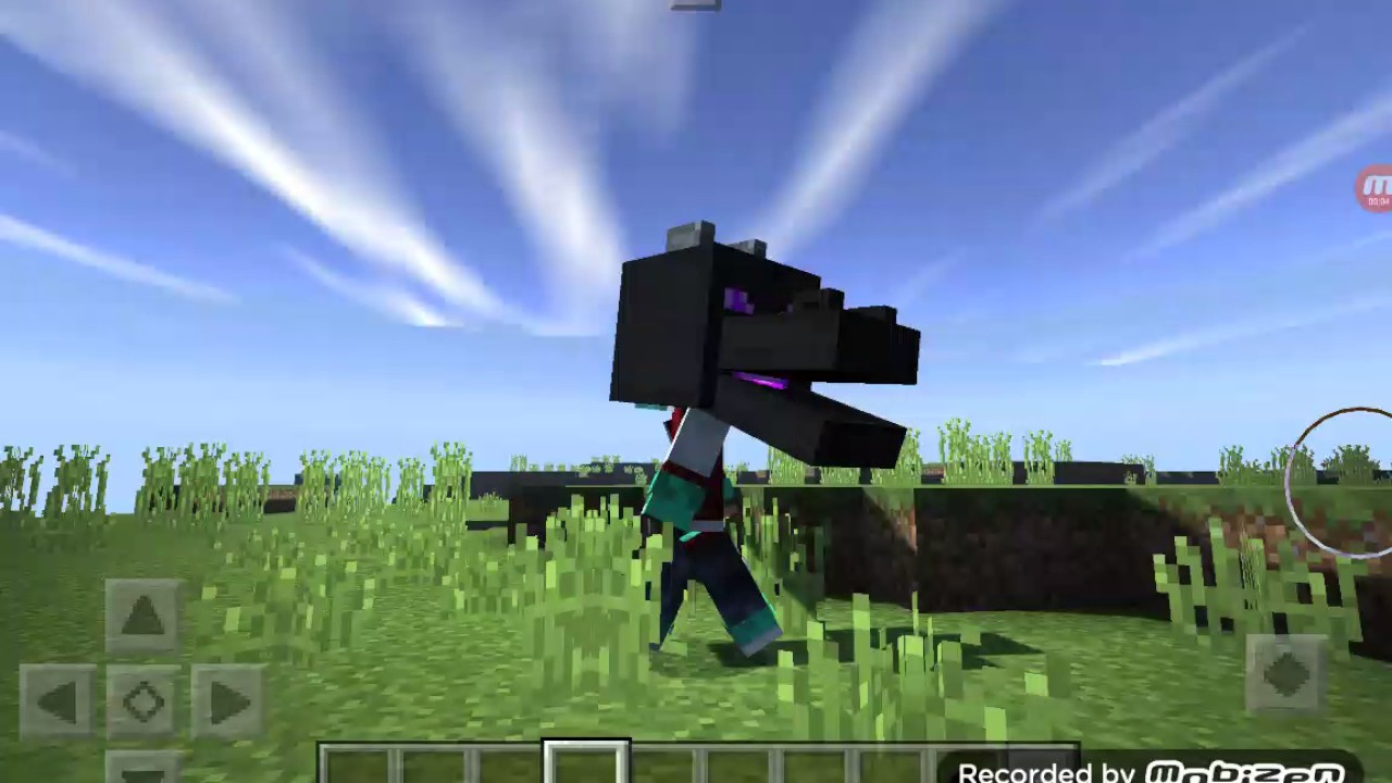 how to hatch ender dragon egg in minecraft pe 0170 youtube