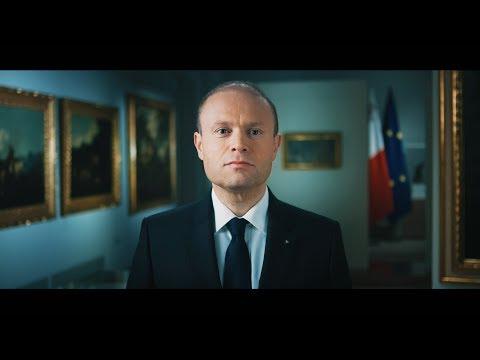 Messaġġ mill-Prim Ministru Joseph Muscat għas-Sena l-Ġdida 2019
