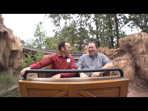 Big Thunder Mountain Railroad Ride-Through with Tom Bell