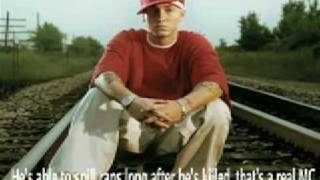 Eminem - No Apologies with on screen lyrics and download link