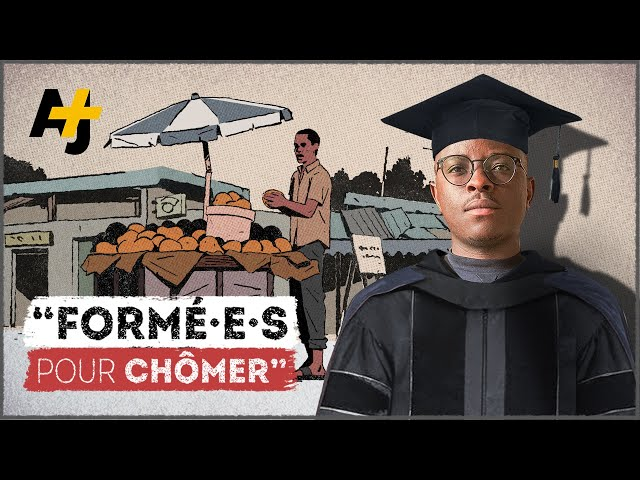 CÔTE D'IVOIRE, CAMEROUN : ÉTUDIER POUR CHÔMER
