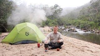 Solo overnight adventure in the Aussie bush!