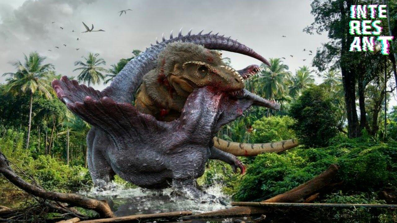 TOP: Dinosaurios Más Peligrosos Del Mundo