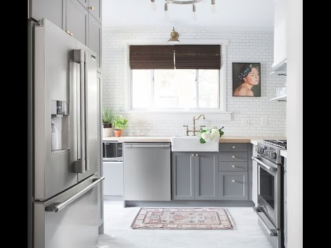 A Surprise Kitchen Remodel with Chris Loves Julia