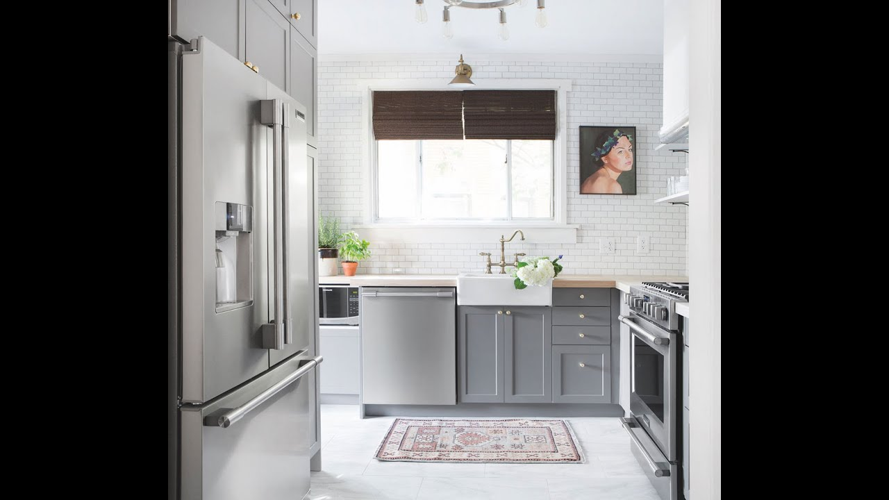 Kitchen Renovation Youtube: A Surprise Kitchen Remodel With Chris Loves Julia