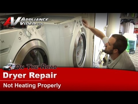 Dryer Repair Diagnostic