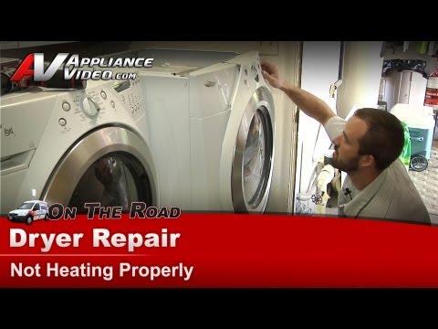 Dryer Repair Diagnostic