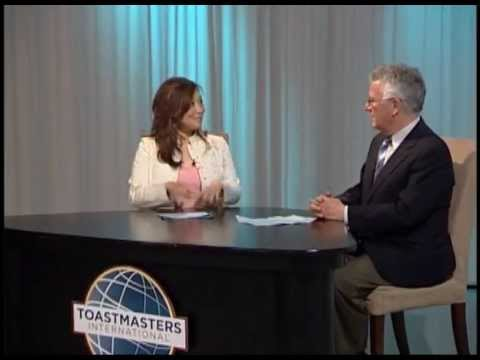 March 2013, Toastmaster Time Show