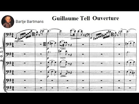 Gioachino Rossini - William Tell Overture (1829)