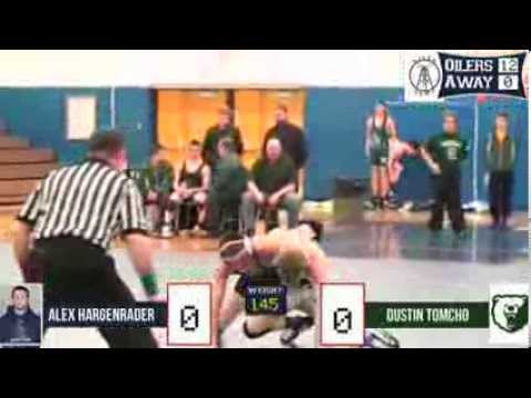 OCHS Wrestling vs. Union City