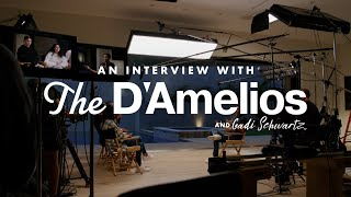 Our Sit Down Interview | The D'Amelio Family