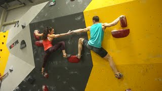 Chris Sharma, Alex Puccio, and others climb the