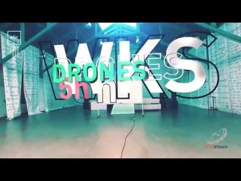 ETIC - Workshop Iniciação à Pilotagem de Drones e Filmagem Aérea