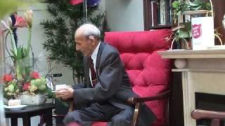 Opa de Vos 100 jaar jong