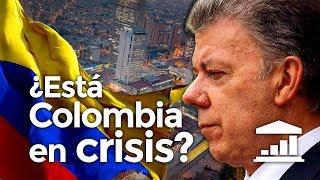 ¿Por qué COLOMBIA ha DEJADO de CRECER? - VisualPolitik