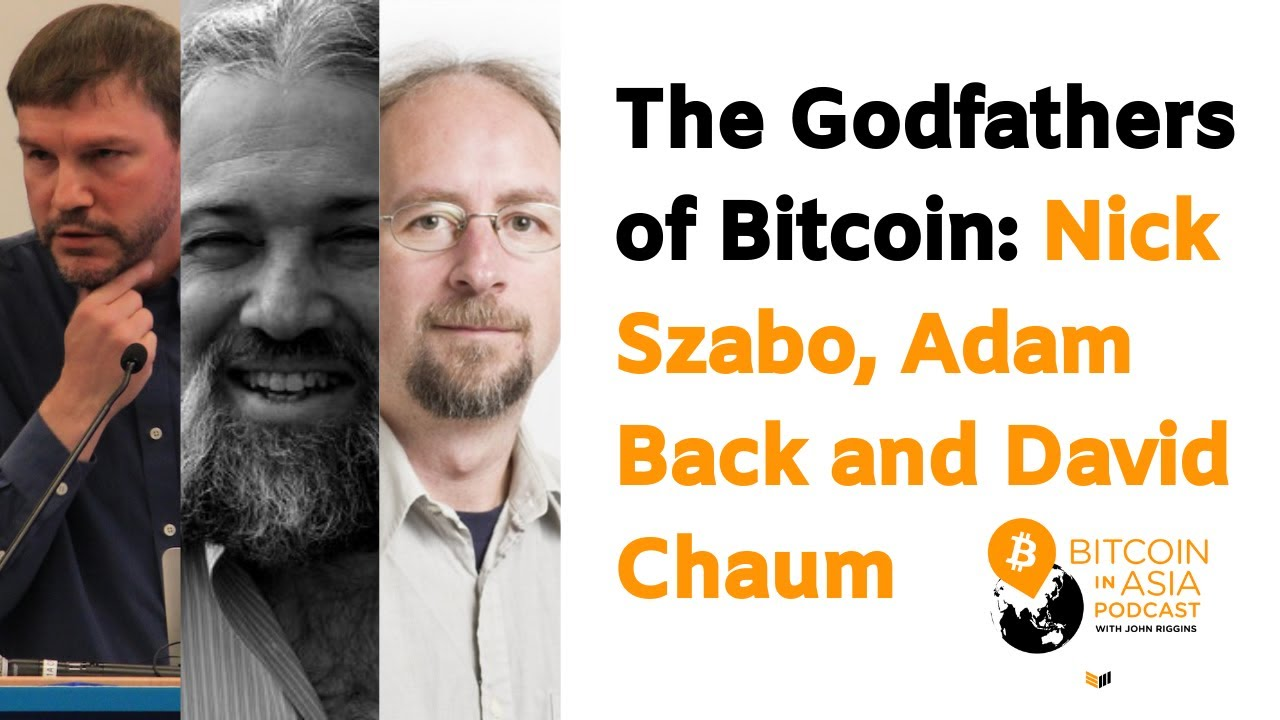 Video: Nick Szabo, Adam Back And David Chaum On The History Of Bitcoin
