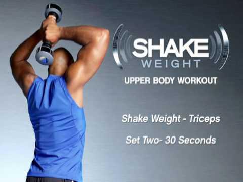 【J SPORT】Shake Weight搖擺鈴(男版)-教學篇 - YouTube