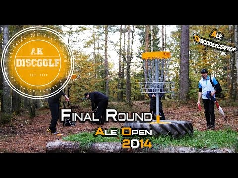 Ale Open 2014 | Final round