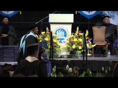 Daytona State College 2015 Commencement 6:30pm