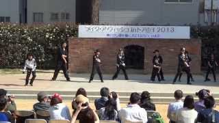 Make-A-Wish in KOBE 2013 2ndStage キッズメドレー・スムクリ