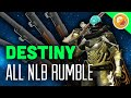 DESTINY 6 No Land Beyond Only Rumble Private Match Gameplay