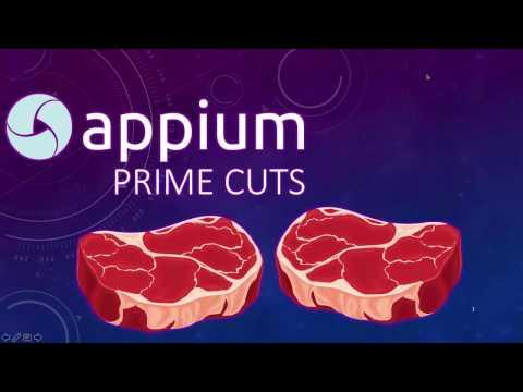 Appium: Prime Cuts
