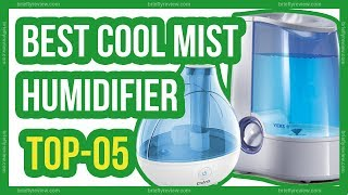 Best cool mist humidifier 2018 - Top 5 Best Cool mist humidifier for baby