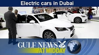 Electric cars in Dubai - GN Midday