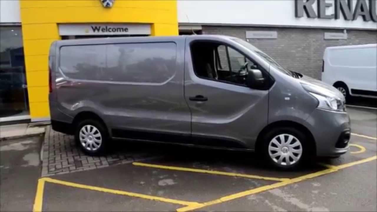 2014 Renault Trafic 1.6 dCi SL27 Energy 120 Business+ VX64 VNF at