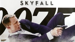 Фильм 007  Координаты Скайфолл Adele Skyfall