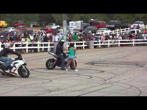 Jason Britton Road Atlanta Stunt Show