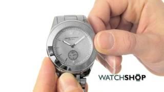 Emporio Armani Ladies' Ceramica Ceramic Watch (AR1463)