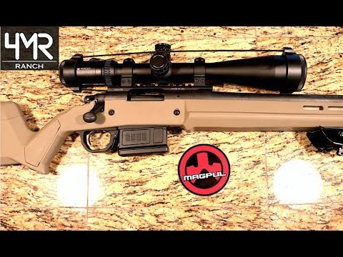 Magpul Hunter 700 Magwell Install | Remington 700 Project