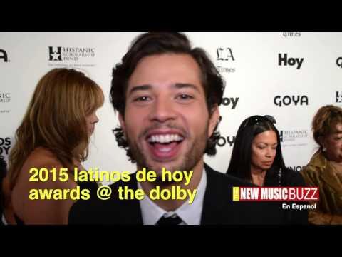 Rafael De La Fuente @ the 2015 Latinos de Hoy Awards