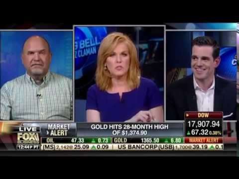 Liberal vs. Conservative - Chris Valletta appears on Fox Business to Debate