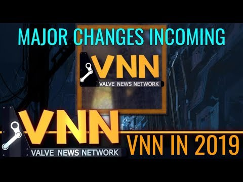 Major Changes Incoming - 2018 in Review - The State of VNN