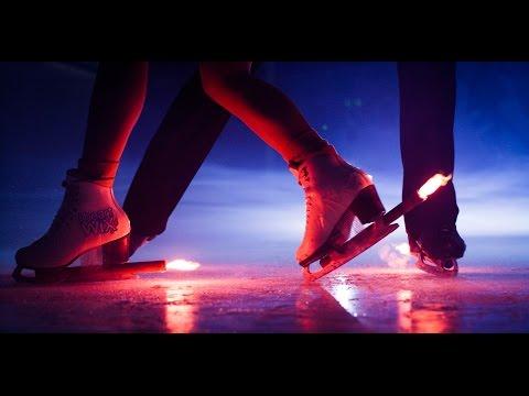 Ice Skating on Fire - in 4K | DEVINSUPERTRAMP