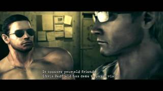 Resident Evil 5 PC Mod - Wesker & Chris (Gay & Bad Guys)