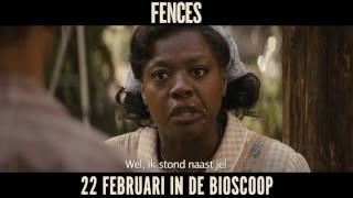 Fences | Clip - What About Me? (Vlaams) | Paramount Pictures Belgium