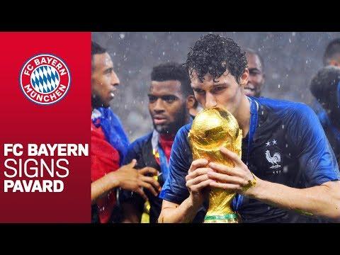 FC Bayern signs Benjamin Pavard