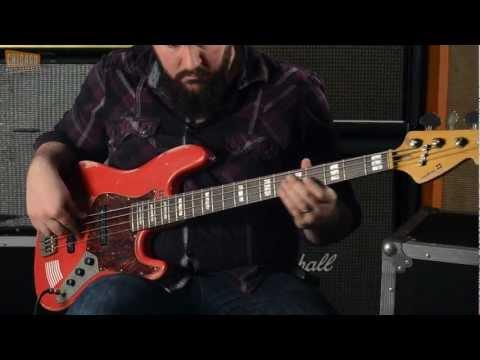 Sandberg California MarloweDK Signature Bass
