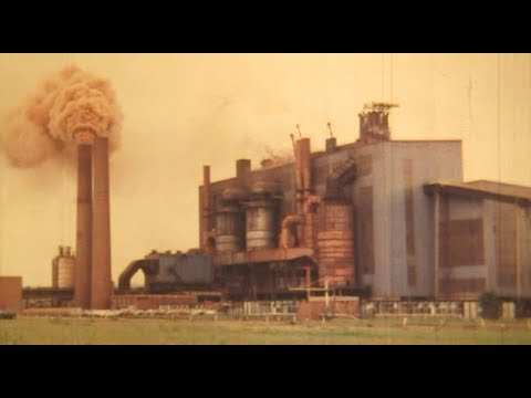 Luchtverontreiniging in Belgie 1968 documentaire 16MM film
