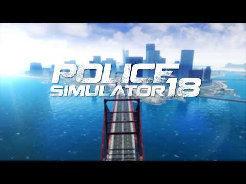 Police Simulator 18 Gamescom Trailer 2017 Youtube