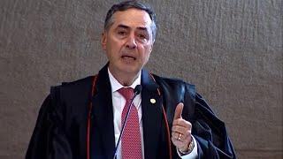 """Luís Roberto Barroso """"Nós já percorremos e derrotamos os ciclos do atraso"""""""