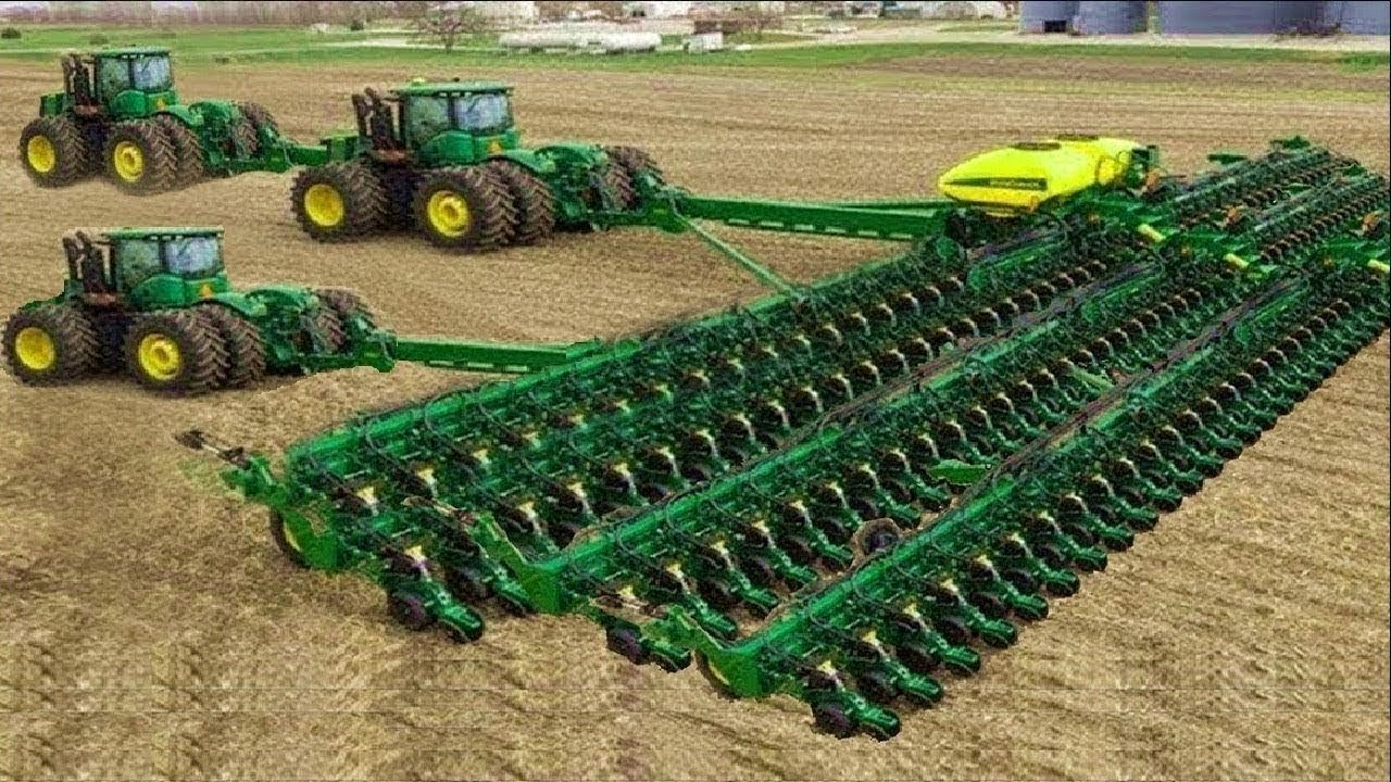 কৃষি কাজের জন্য ব্যবহৃত এই মেশিন গুলো দেখে আপনার মাথা ঘুরে যাবে.Top 05 Modern Technology Agriculture