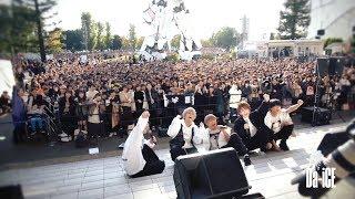 Da-iCE New Single『BACK TO BACK』初披露フリーライブ at ダイバーシティ東京プラザ (2019.11.09)