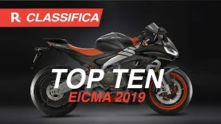 Eicma 2019, le migliori 10 moto del 2020 - La classifica di RED