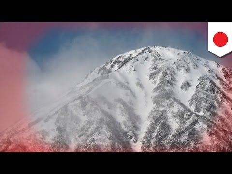 鳥取・大山で遭難 1人死亡