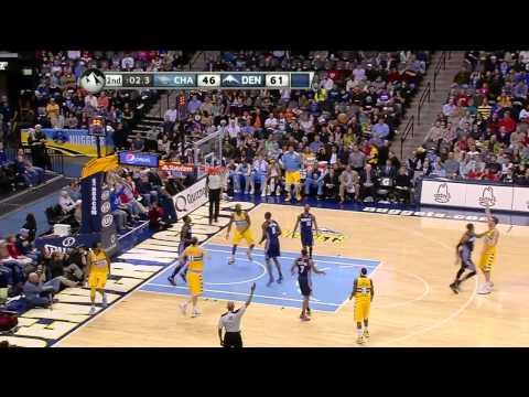Danilo Gallinari vs Charlotte Bobcats / Dec. 22nd, 2012